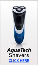 Aquatech Shavers
