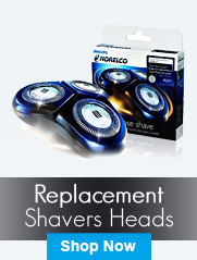 Mens Replacement Shaver Heads