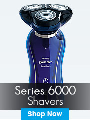 Series 6000 Shavers