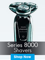 Series 8000 Shavers