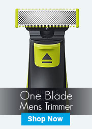 One Blade Mens Trimmer