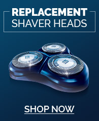 Replacement Shaver Heads