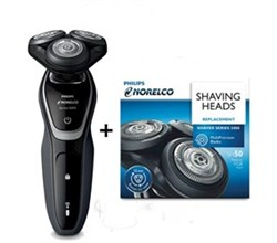 Shavers Under $100 norelco s5210/81 + sh50/52