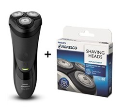 Shavers Under $100 norelco s3310/81 + sh30