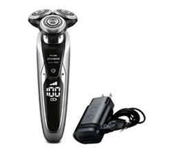 norelco unboxed norelco shaver 9850 s9733 unboxed